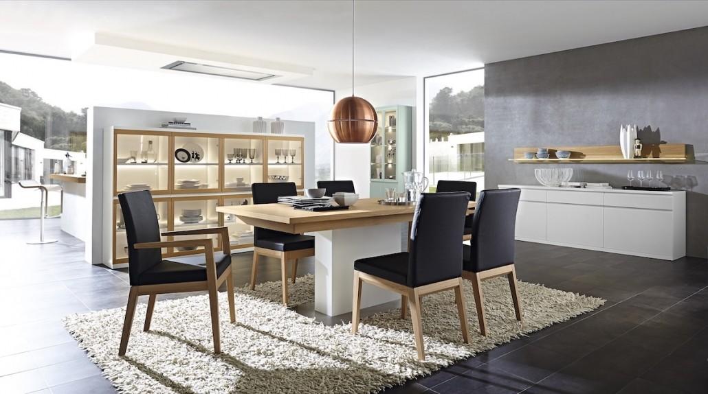 esszimmer-moebel-esstisch-stuehle-vitrine-beleuchtung-stauraum-sideboard